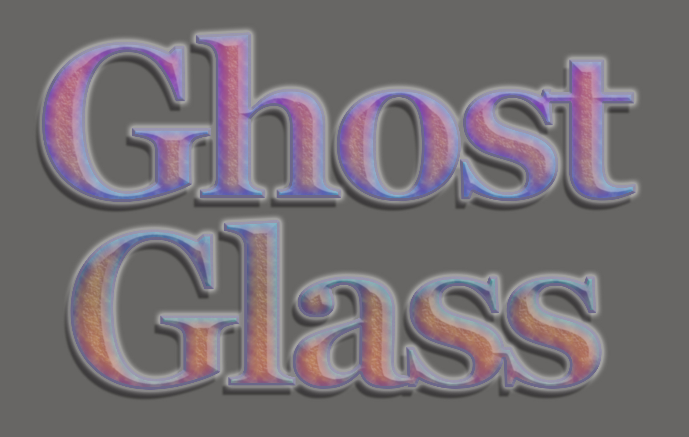 ghost glass